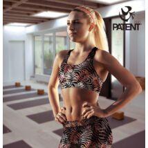 Tropic Women's sports bra - PatentDuo