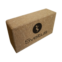 SVELTUS® YOGA CORK BRICK