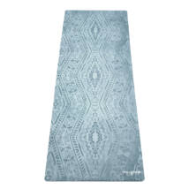 The Travel Mat - Ikat / YogaDesignLab