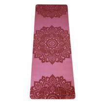 Infinity Yoga Mat - Mandala Rose / YogaDesignLab