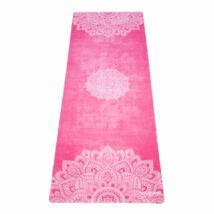 Jógaszőnyeg Combo Mat - Mandala Rose / YogaDesignLab