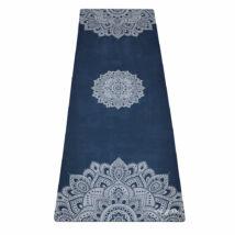 Combo Yoga Mat - Mandala Sapphire / YogaDesignLab