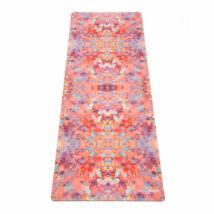 Combo Yoga Mat - Kaleidoscope / YogaDesignLab