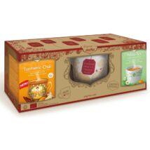 Díszdobozos Yogi tea ajándékcsomag