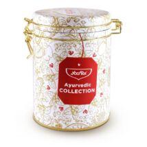 Yogi Tea seller in nostalgic Tin Box