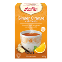 Yogi Tea - Ginger Orange with Vanilla
