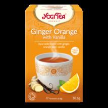Yogi Tea - Narancsos gyömbér tea vaníliával