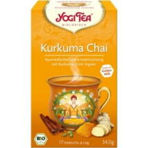 Yogi Tea - Kurkuma chai