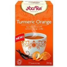 Yogi Tea - Kurkuma narancs