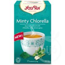 Yogi Tea - Mentás tea chlorella algával