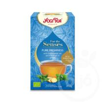 Yogi Tea - Bio tea az érzékeknek - Tiszta frissesség