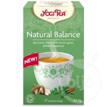 Yogi Tea - Természetes egyensúly tea shiitake gombával