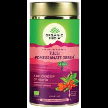 Tulsi Pomegranate Green Tea