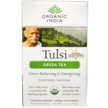 Tulsi Green Tea