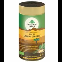 Tulsi Lemon Ginger Tea