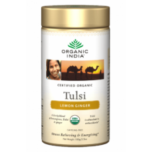 Tulsi Lemon Ginger Tea