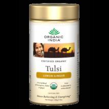 Bio Tulsi tea - Gyömbér-Citrom Tea