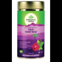 Bio Tulsi tea - Sweet rose - Szálas