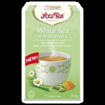 Yogi Tea - Fehér tea aloe verával
