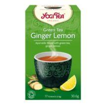 Yogi Tea - Zöld tea gyömbérrel és citrommal