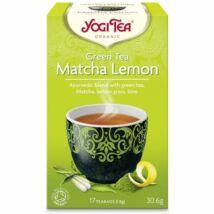 Yogi Tea - Zöld tea matchával és citrommal