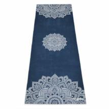 Yoga Towel - Mandala Saphire / YogaDesignLab