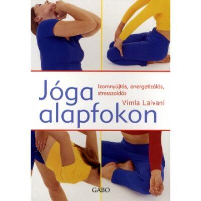 Vinela Lalvani - Jóga alapfokon