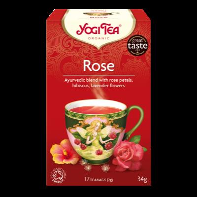 Yogi Tea - Rózsa