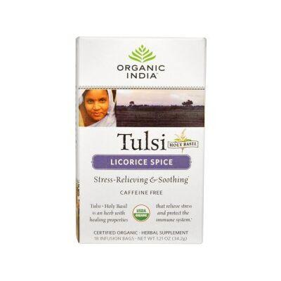 Bio Tulsi tea - Licorice