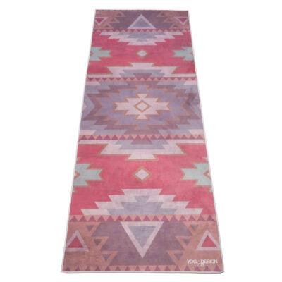 jógatörölköző, yoga towel,  Bodhi GRIP²