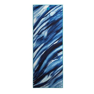 jógatörölköző, yoga towel,  Manduka Yogitoes  - serene