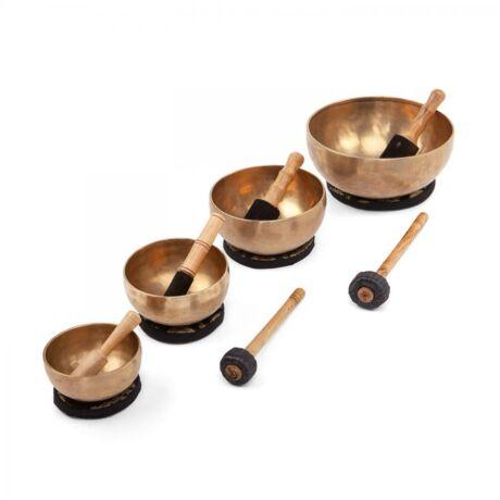 Indiai Hangtál szett - 4 darabos - Bodhi