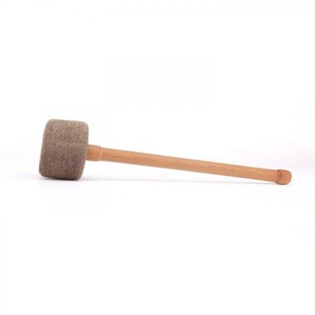 Hangtál dobverő filc borítással - 7 cm - Bodhi