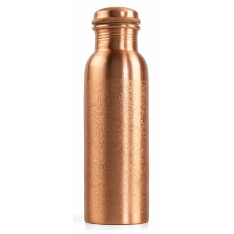 Réz kulacs - Díszes minta 800 ml - Bodhi