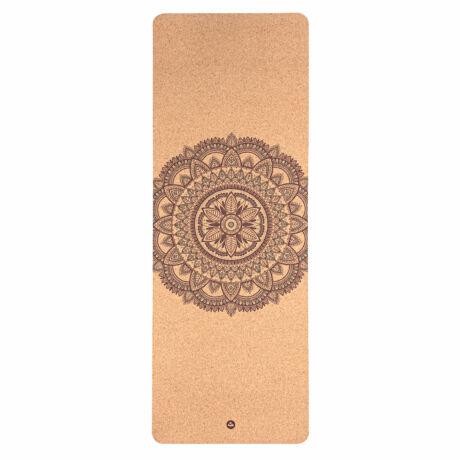 Bicolor Mandala parafa jógaszőnyeg - 4mm - Bodhi
