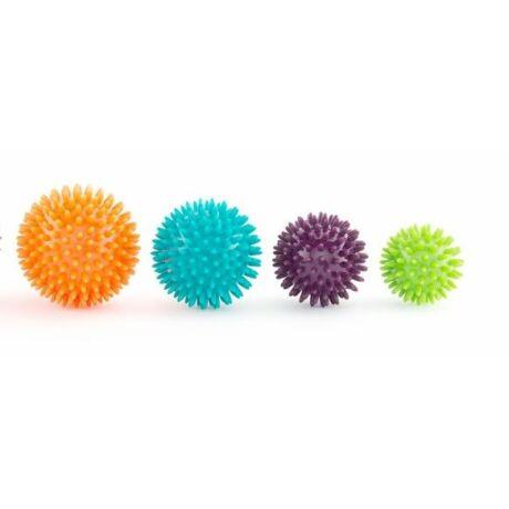 SPIKY Masszázs labda 4 darabos szett - Bodhi