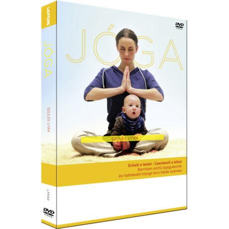 Kismama Jóga DVD Ördög Nórával és Kovács Gyöngyi Nalinível