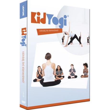 KidYogi - Jóga gyerekeknek DVD