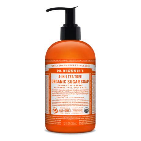 Dr. Bronner's Organic sugar soaps 355ml - Melaluca