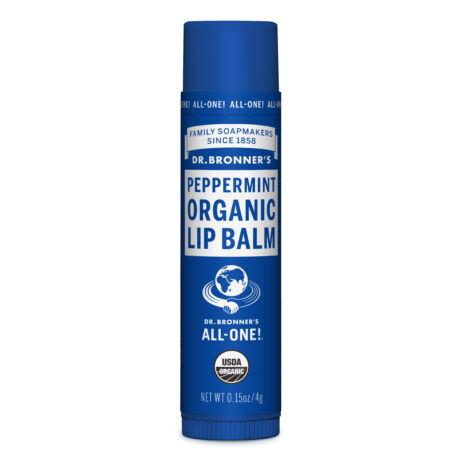 Dr. Bronner's Organic lip balm - Peppermint