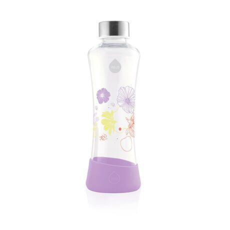 EQUA FLOWERHEAD glass bottle