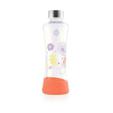EQUA FLOWERHEAD glass bottle