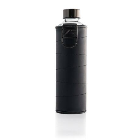 EQUA MISMATCH Graphite glass bottle 750ml