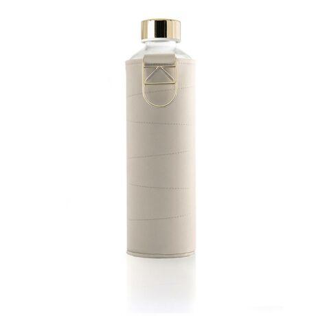 EQUA MISMATCH Beige glass bottle 750ml