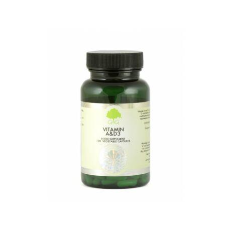 A&D3 vitamin 10.000 ne/400 ne 120 kapszula – G&G