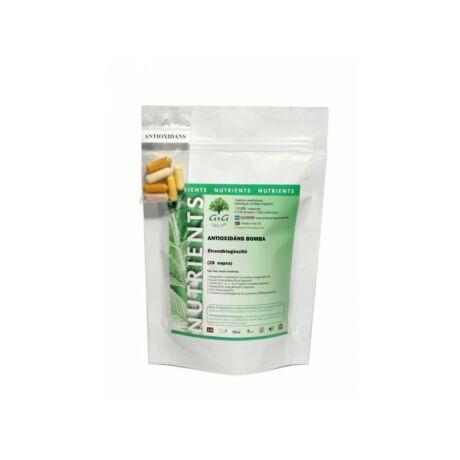 Antioxidáns bomba napi vitamincsomag – G&G