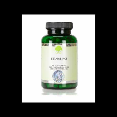 Betain HCL 120 kapszula – G&G