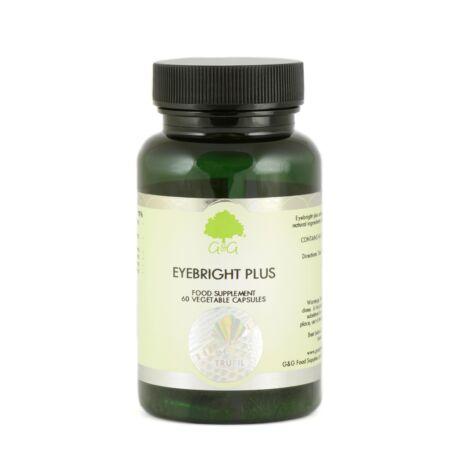 Eyebright Plus - 60 Capsules – G&G