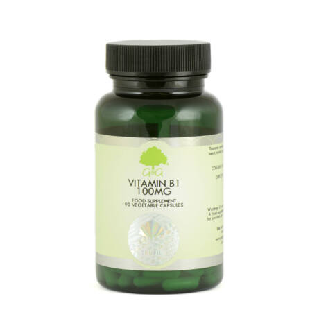 B1-vitamin 100mg 90 kapszula – G&G