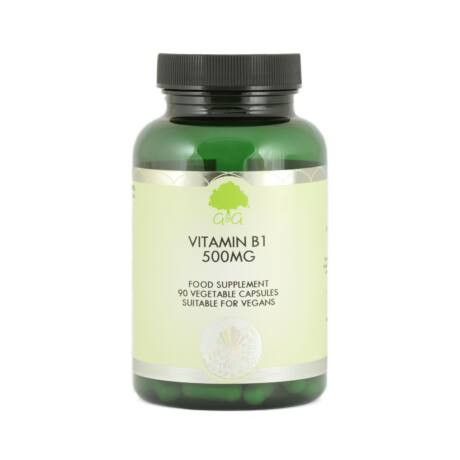 B1-vitamin 500mg 90 kapszula – G&G